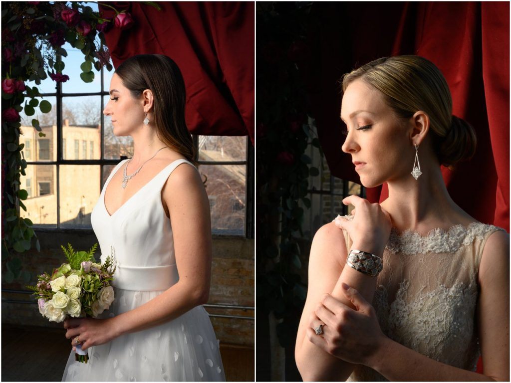 Chicago Wedding Vendors Collaboration Shoot Studio Soo